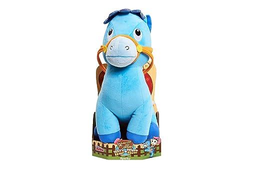 Disney Peluche de Jr Sheriff Callie, caballo Sparky, 30 cm: Amazon.es: Juguetes y juegos