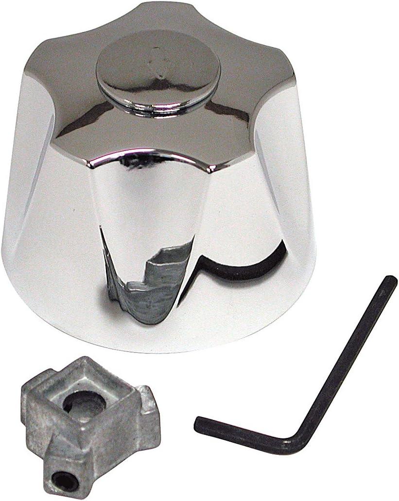 Danco 80843 Universal Medium Canopy Diverter Handle, Chrome