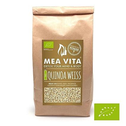 meavita bio quinoa Semillas, de de Certificado de 037, 1er Pack (1 x