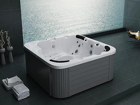Idromassaggio da esterno spa vasca idromassaggio riscaldata