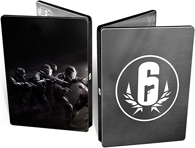 Rainbow Six Siege Limited Edition - Xbox One - PRE OWNED: Amazon ...