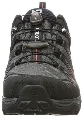 Amazon.com | Salomon X Ultra 3 GTX Hiking Shoe - Womens Magnet/Black/Mineral Red, US 6.0/UK 4.5 | Fashion Sneakers