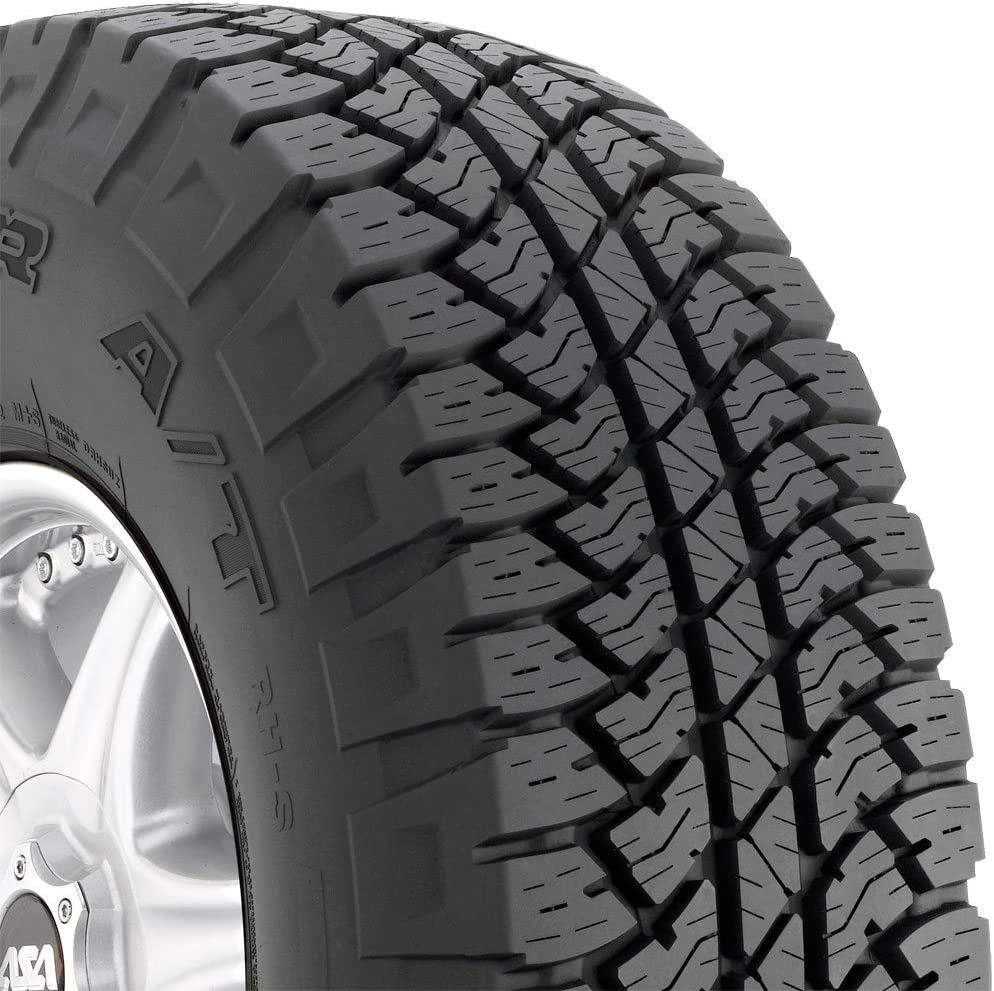 Bridgestone Blizzak W965 Winter/Snow Commercial Light Truck Tire LT245/75R16 120 Q E