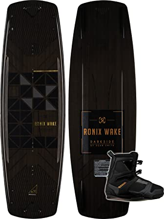 Amazon.com: Ronix Darkside inteligente 2 wakeboard W ...