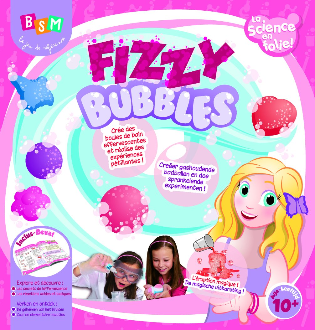 BSM - WS 05L - Fizzy Bubbles