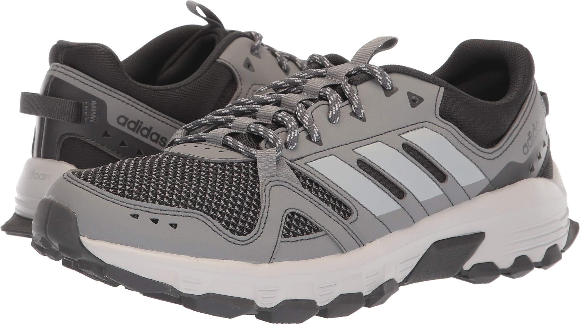 bb58e371aed5d Galleon - Adidas Men s Rockadia Trail Running Shoe