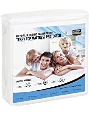 Utopia Bedding Premium Hypoallergenic Waterproof Mattress Protector