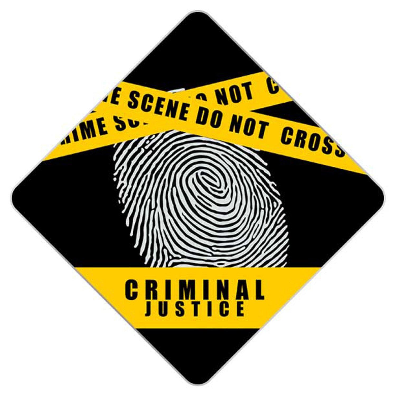 Criminal justice cap