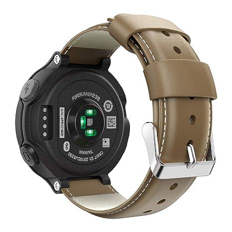 Amazon.com: MoKo Correa de reloj compatible con Garmin ...