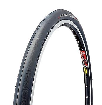 """Hutchinson TOP SLICK - Cubierta para bicicletas (26""""), color negro, talla"""