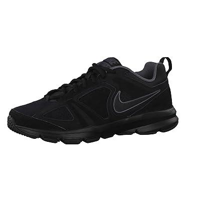 watch b8ade 0fd3b Nike T- Lite XI NBK, Chaussures de Gymnastique Homme, Noir Black Dark