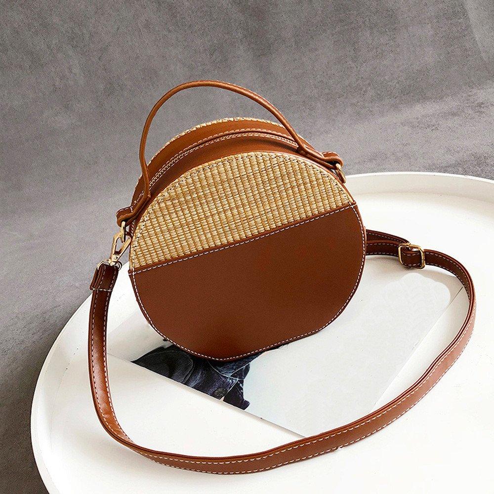 felicove mano bolsillos, Vintage Mujer Bandolera. Fácil Weave ...