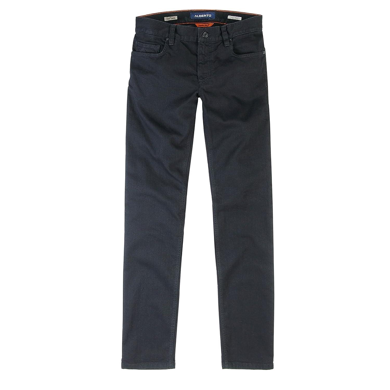 ALBERTO Regular Slim Fit Jeans Jeans Jeans schwarz B01CFZJC9C Jeanshosen Angemessene Lieferung und pünktliche Lieferung 3e0518