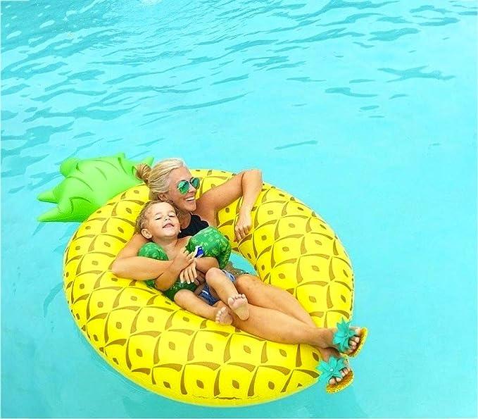 36121 Flotador inflable gigante Bestway en forma de piña 179 x 117 cm: Amazon.es: Deportes y aire libre