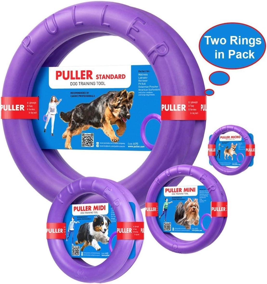 Puller Training Rings