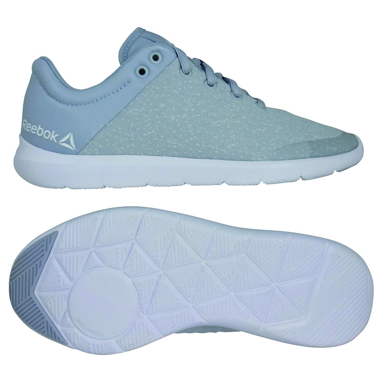 MultiCouleure (Cold gris blanc 000) 38 EU Reebok Studio Basics, Chaussures de Fitness Femme