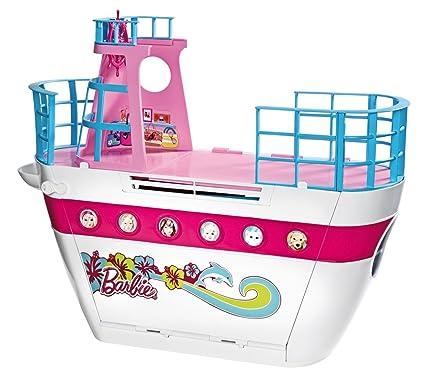 Amazoncom Barbie Sisters Cruise Ship Toys Games