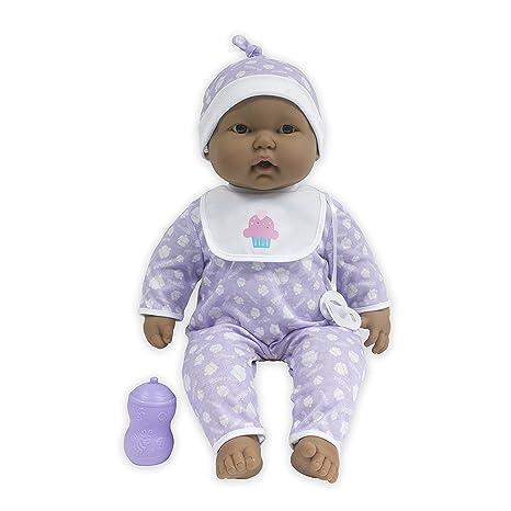 Amazon.com  JC Toys  Lots to Cuddle Babies  Hispanic 20-Inch Peach ... b0991f43d