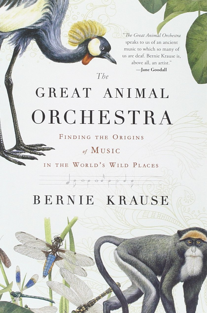 The Great Animal Orchestra  Finding The Origins Of Music In The World's Wild Places
