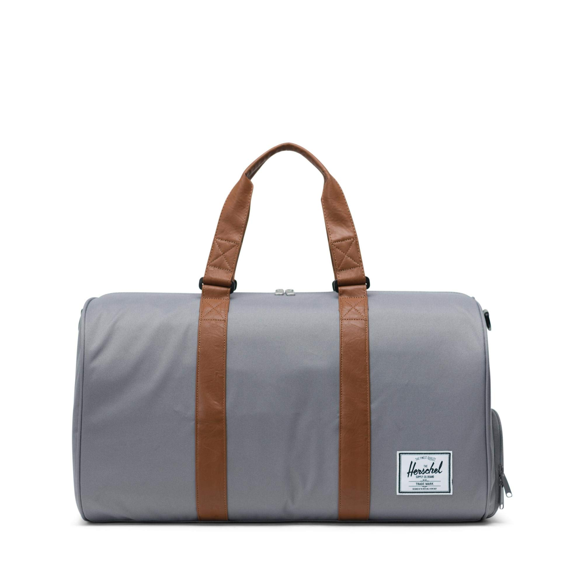 Herschel Novel Duffle Bag, Grey, One Size