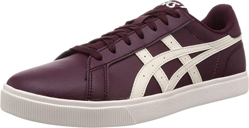 Asics Classic CT Herren Sneakers Weinrot