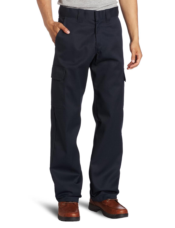 Dickies Men's Relaxed Straight-Fit Cargo Work Pant Stain & Wrinkle Resistant Dickies Men's Sportswear WP592