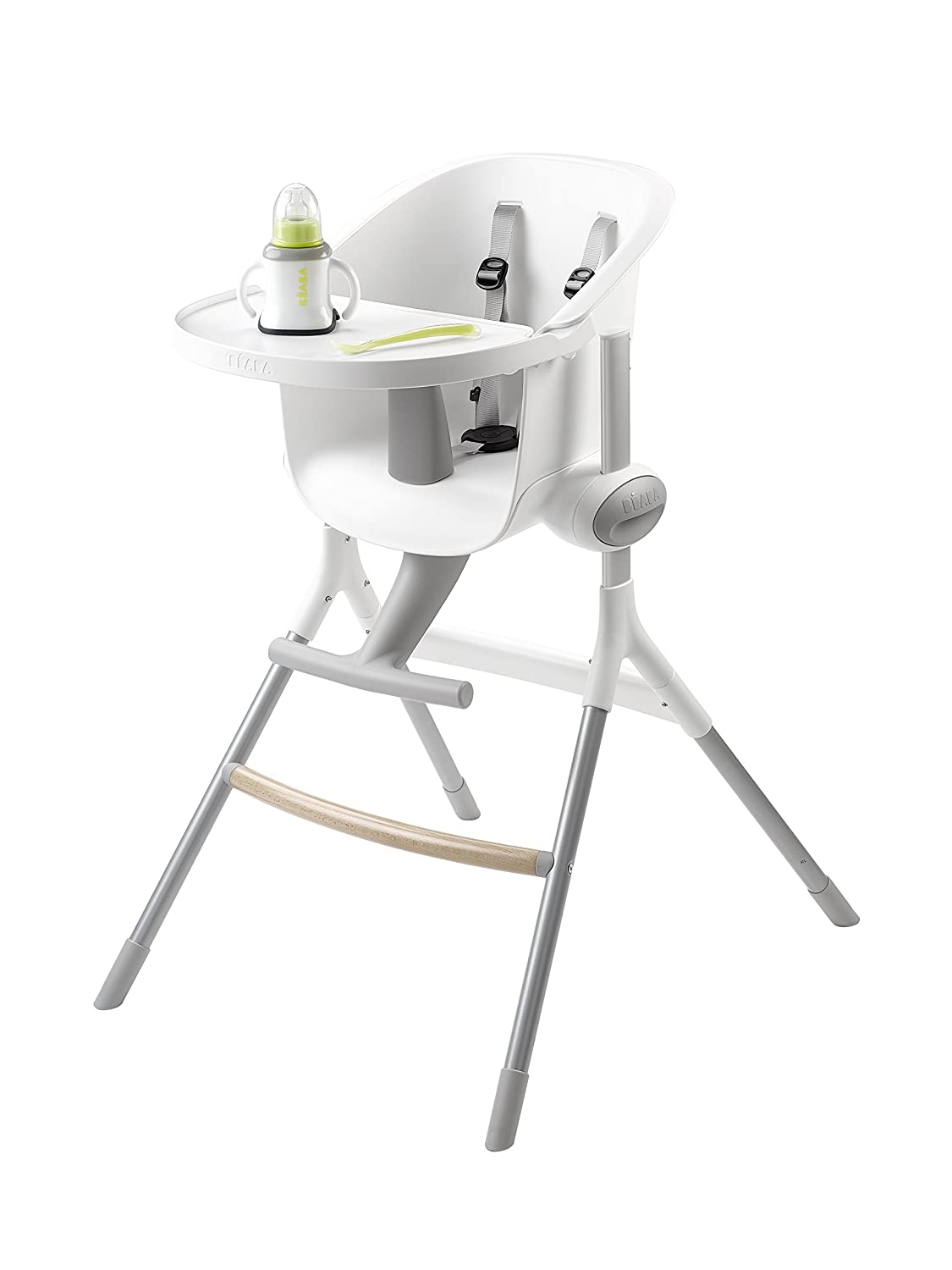 Beaba Up and Down Height Adjustable Highchair 912598
