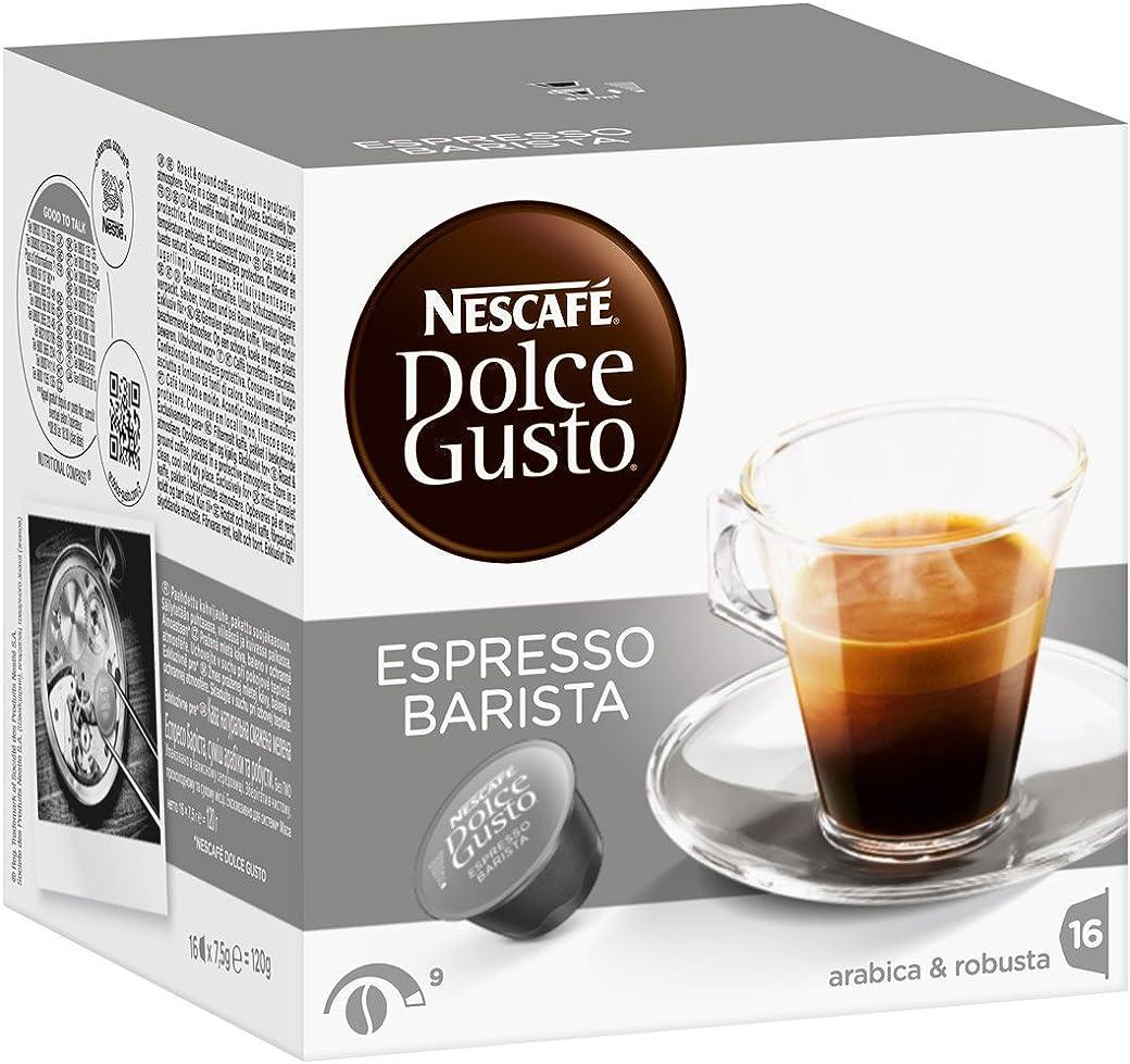 Dolce Gusto Cápsulas Baratas Espresso Barista Café