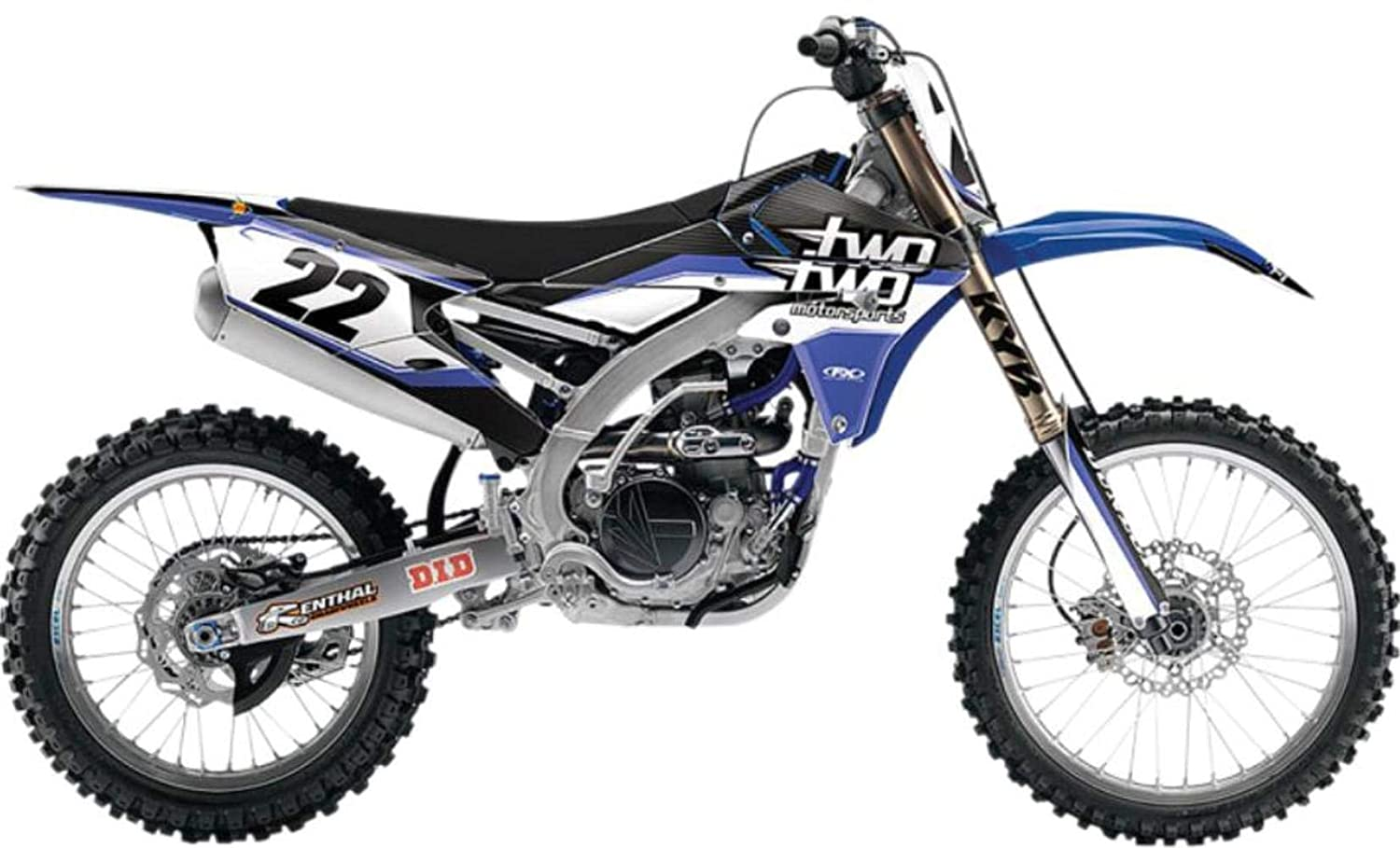 Factory Effex 18-02260 Shroud//Trim//Lower Fork Graphic Kit