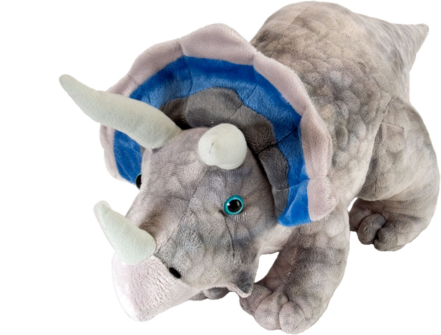 Dinosauria 10 Inches Gifts for Kids Wild Republic Triceratops Plush Plush Toy Dinosaur Stuffed Animal