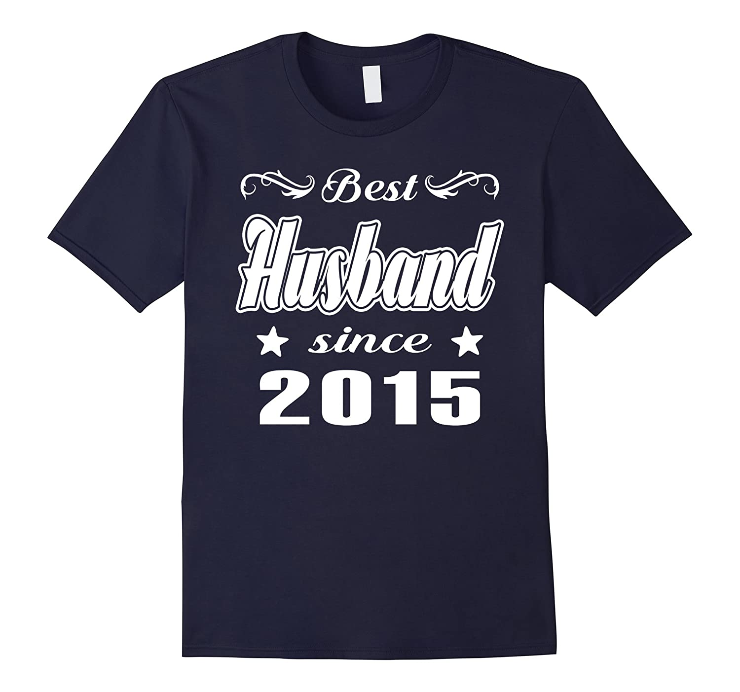 Best Husband Since 2015 - 2 Years Anniversary Gifts-Vaci