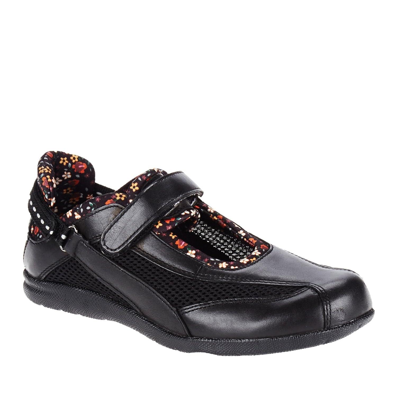 Drew Shoe Women's Joy B00RO78ROI 10.5 C/D US|Black Leather/Mesh
