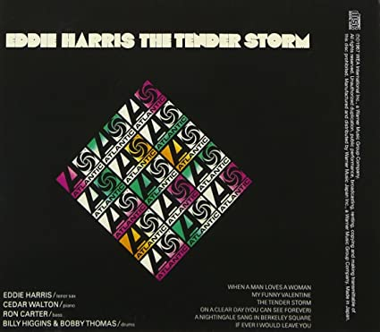 Tender Storm: Eddie Harris: Amazon.es: Música