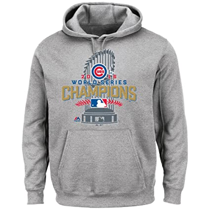4b01f2f740d Chicago Cubs 2016 World Series Champs Locker Room Championship Hoodie 5XL