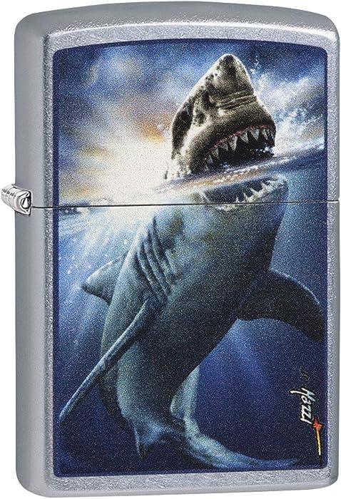 The Best Shark Luchador Mask