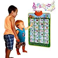 Just Smarty Alphabet Learning Toy for Boys and Girls 3 Years Old & Up. Educational...