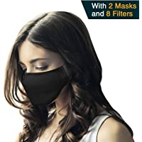 N95 Respirator Mask (Pack of 4)- Breathing Mask, Pollution Mask Filter and Allergy Mask for Pollen and Protect Against Illness, Allergens, Pollutants and Maintain Better Health