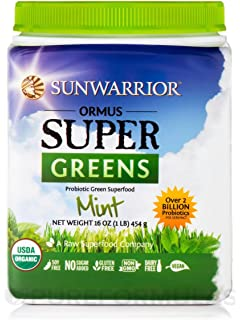 Garden of Life Perfect Food Super Green 140 Gramm Amazonde