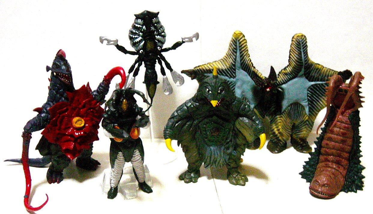 究極大怪獣 究極大怪獣 アルティメットモンスターズ 混合6種セット B01HPIQ4H2 B01HPIQ4H2, メモリアルショップ フォーユー:94c7053a --- rakuten-apps.jp