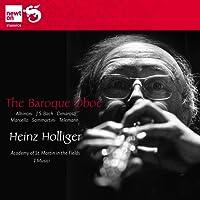 Baroque Oboe, oboe concertos, The
