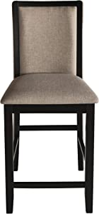 New Classic Furniture Studio 26 Chair, Black Highlight