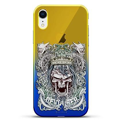 Amazon.com: Carcasa para iPhone XR, diseño de lujo ...