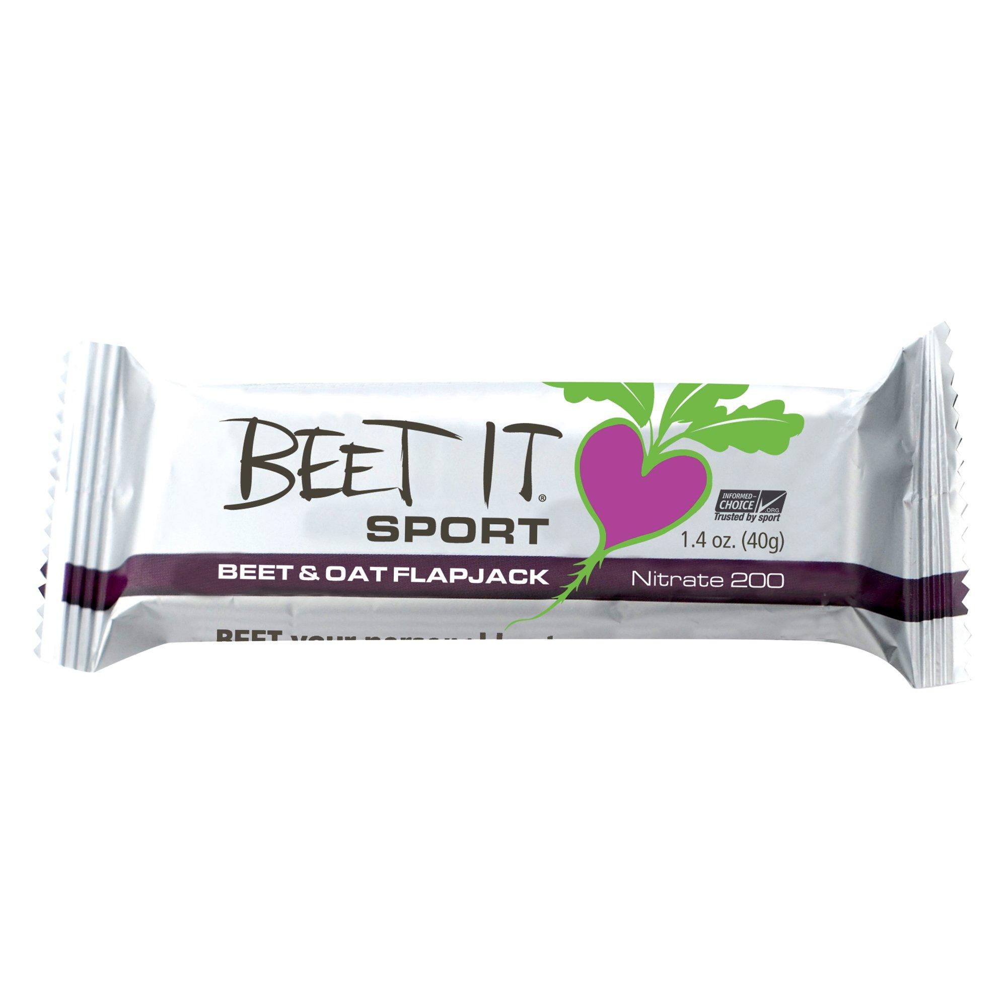 Nitrate 200 - Beet IT Sport Beet & Oat Flapjack 1.4oz (25 counts)