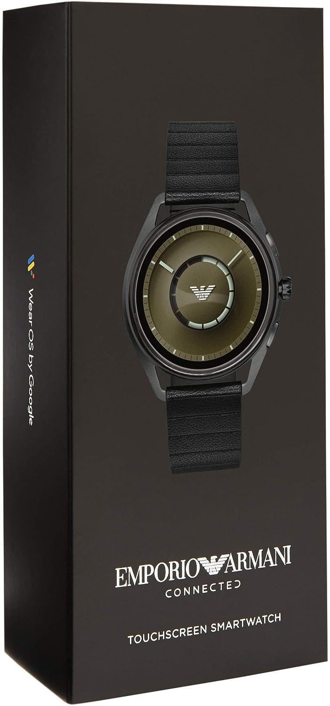 d3c003b2d8 Amazon | [エンポリオ アルマーニ]EMPORIO ARMANI 腕時計 MATTEO TOUCHSCREEN SMARTWATCH  ART5009 メンズ 【正規輸入品】 | 腕時計 | 腕時計 通販