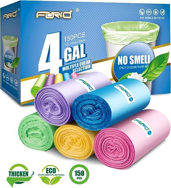 Amazon.com: Bolsas de basura Forid – pequeñas bolsas de ...
