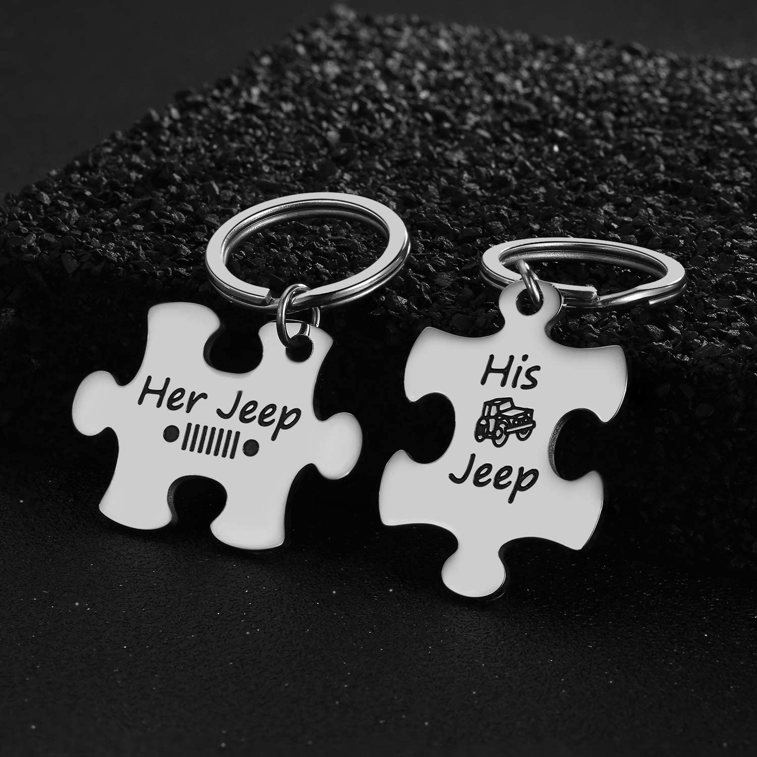 Engraved Jewelry Birthday Anniversary Valentine/'s Day Gifts Keychain Gifts for Boys Girls