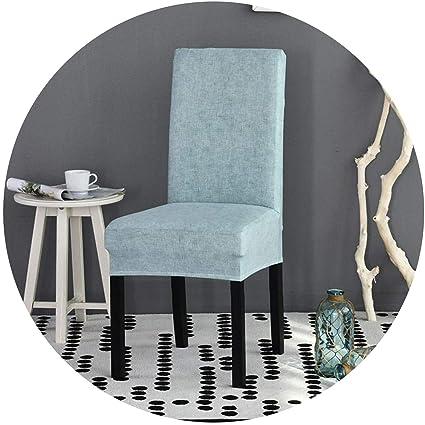 225 & Amazon.com: Small-star Chair Cover Modern Elastic Chair Case Kitchen ...