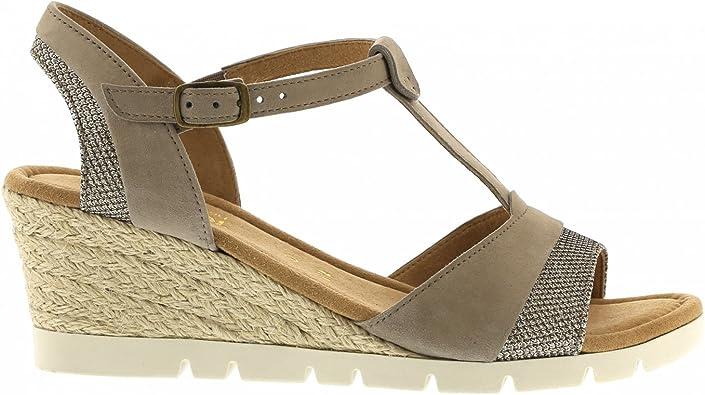 Gabor Shoes Comfort, Sandales Bout Ouvert Femme