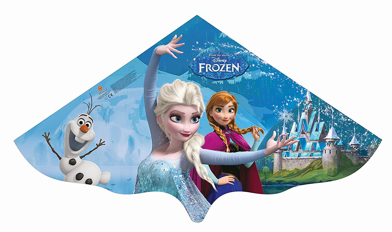 Günther 1220 - Kinderdrachen Disneys Frozen Elsa, ca. 115 x 63 cm Guenther - 1220