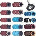 Drillpro 70-Piece Sanding Discs Set